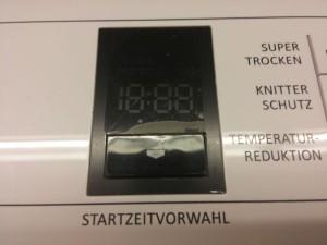 Knitterschutz und Startzeitenvorwahl